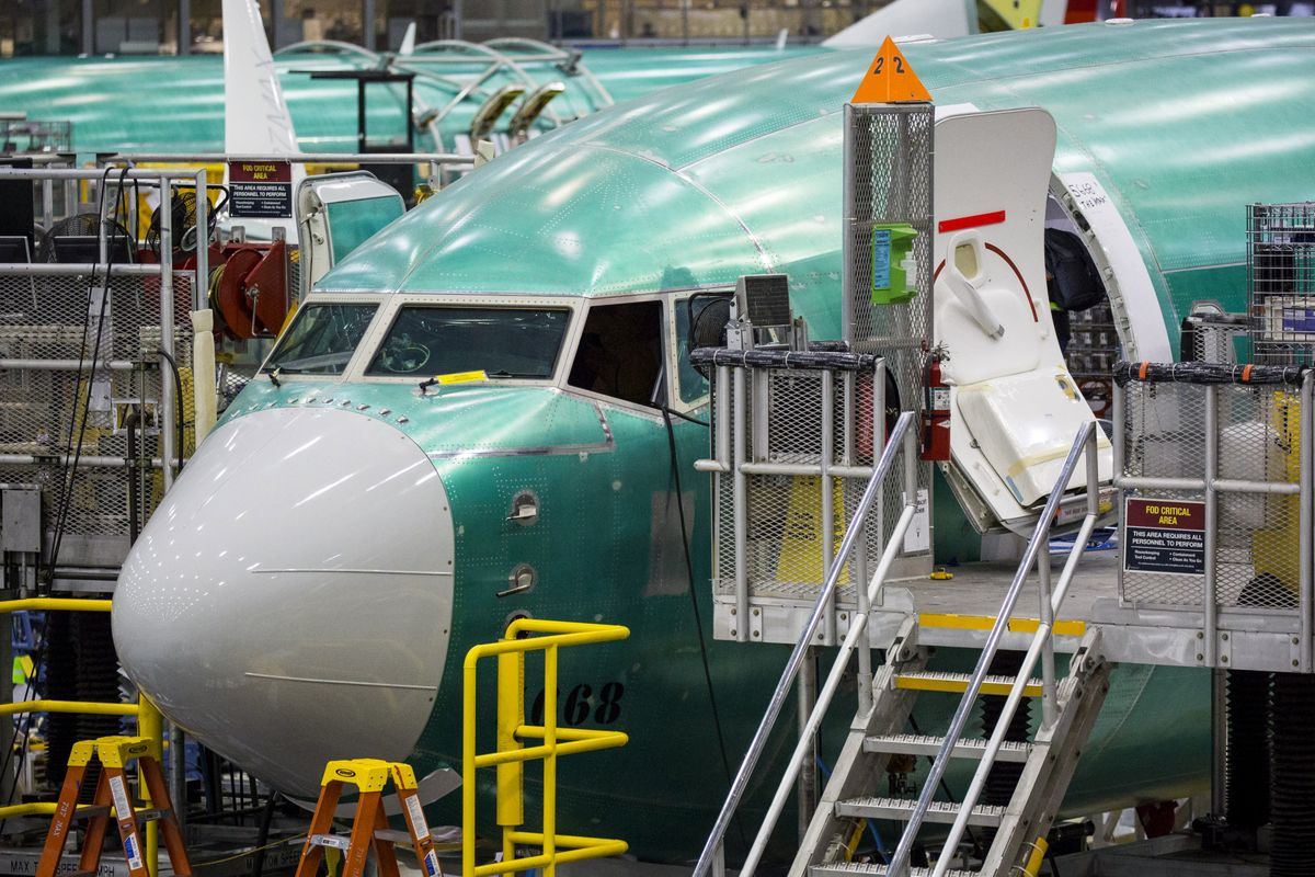Boeing Directors Sued Over Missed Warning Signs on 737 Max 8