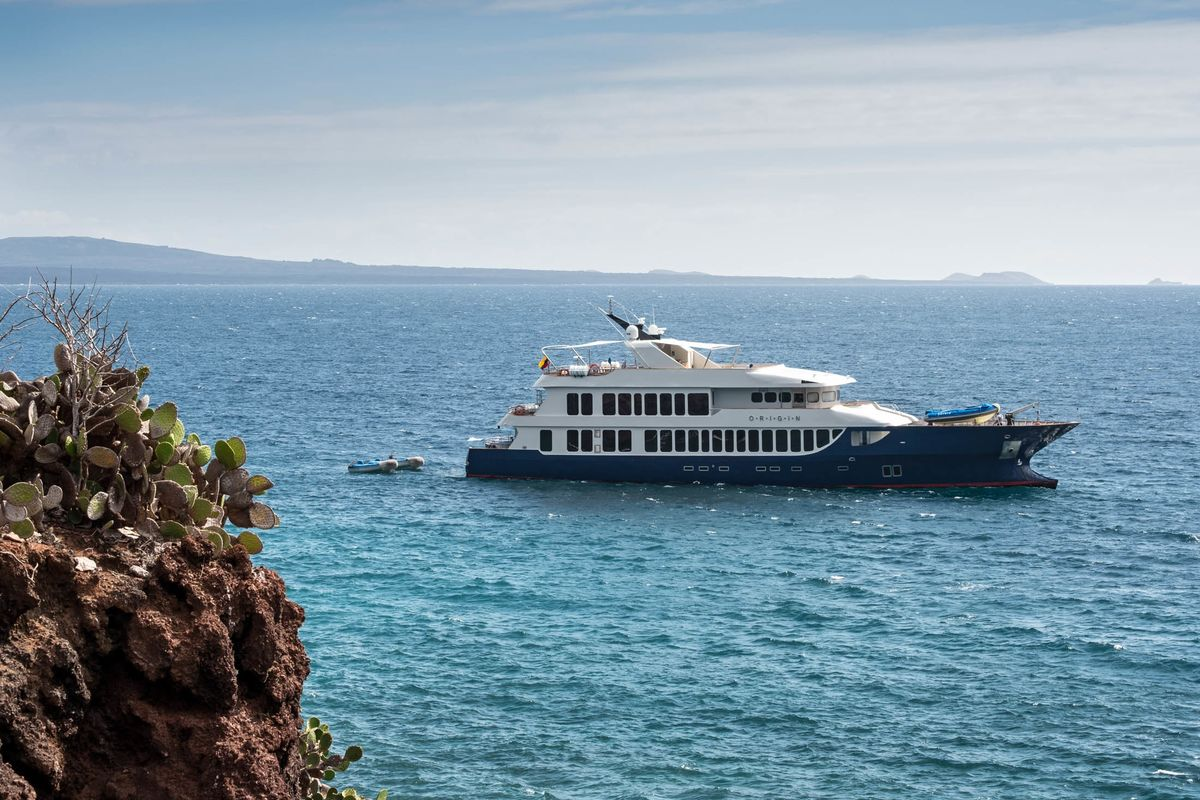 The Next Big Thing in Luxury Cruising Is a Much Smaller Ship
