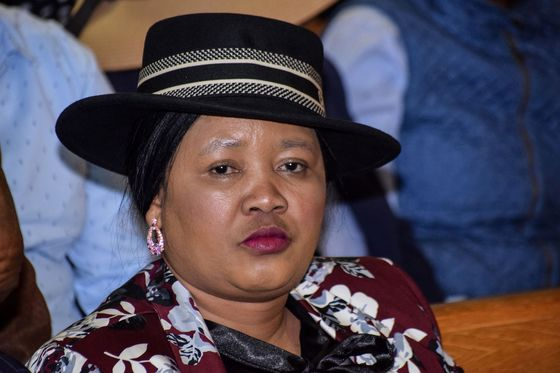 Lesotho's Former First Lady in Custody After Bail Revoked