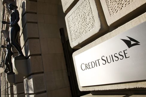 Credit Suisse Buys Inflation Debt on Food Prices