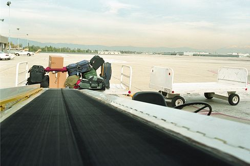 The Futures Trader Turned Airline Baggage Handler