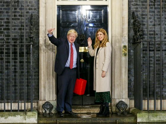 Johnson Urges Healing After Winning Election That Upends Britain