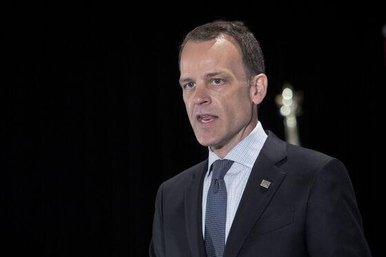 AIMCo Names Siddall as Chief Executive After 2020 Trade Loss