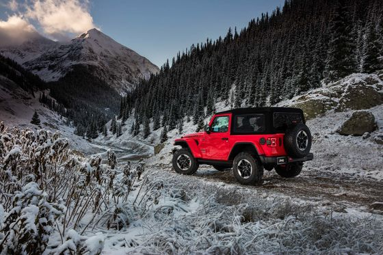 How the Jeep Wrangler, Ford Bronco, and Land Rover Defender Stack Up