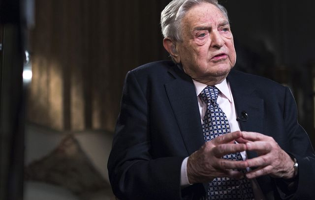 George Soros reportedly lost around $1 billion after Trump's election