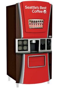 Coinstar's automated barista