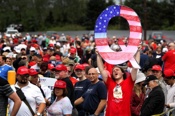 The QAnon Party? It's Not a Conspiracy Theory