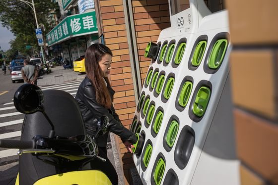 Taiwanese Startup Gogoro in Merger Talks With Poema SPAC