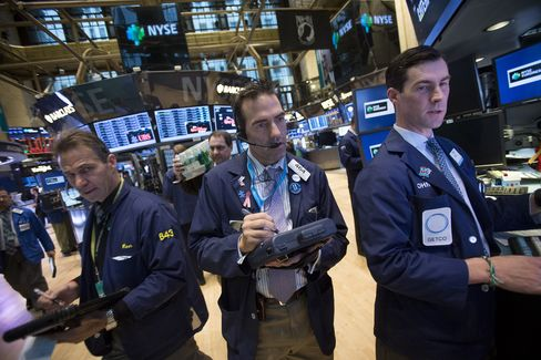 Stocks Gain With Commodities on U.S. Budget as Krona Strengthens