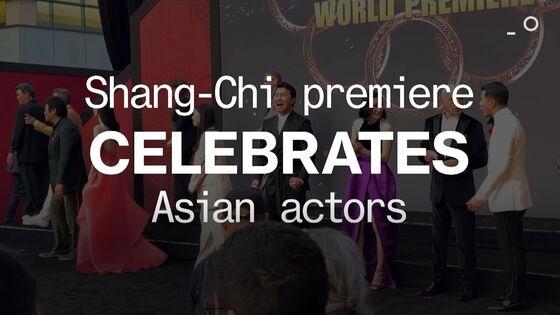 Marvel's First Asian Superhero Film Earned $53 Million Friday