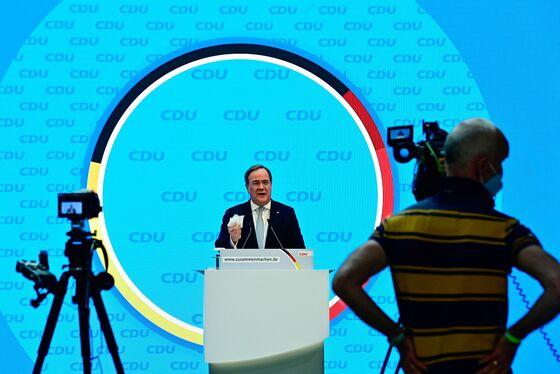 Merkel Party's Leader Warns Her Against Seizing Pandemic Control