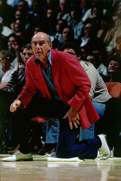 Jack Ramsay, Who Coached Trail Blazers to NBA Title, Dies at 89