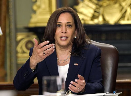 Harris to Meet With Leaders of Mexico, Guatemala Next Week