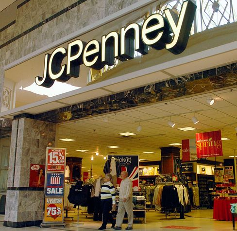 A J.C. Penny Store
