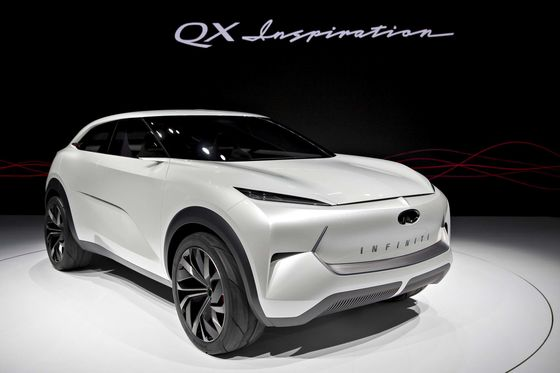 New Infiniti President Goes All-In on Electric Vehicles