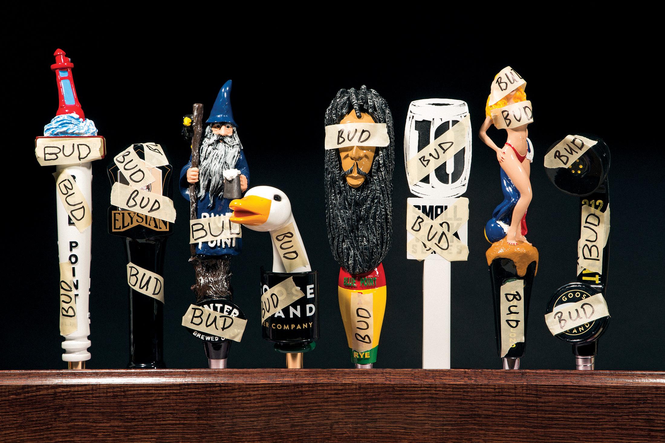 Can craft beer survive ab inbev bloomberg for Best craft beer brands