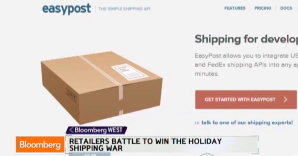 We Ship Millions of Packages Each Month: EasyPost CEO