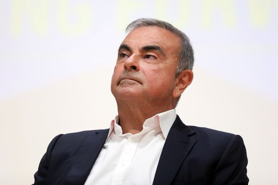 Carlos Ghosn Investigated by France Over Possible Tax Evasion