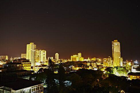 Havana by night