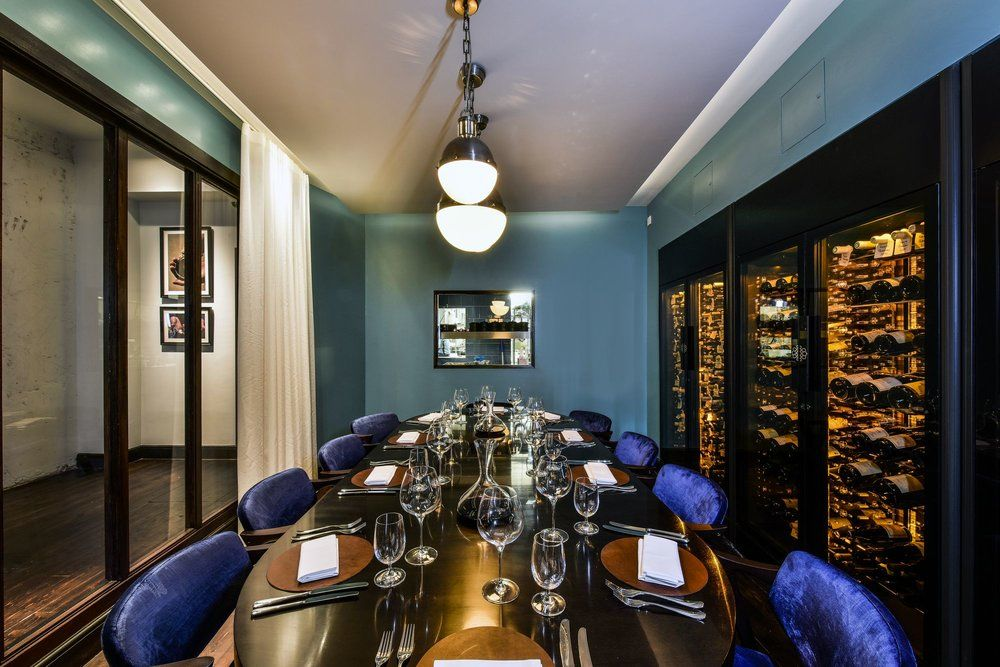 Private Party Rooms In Nice Restaurants New York And London Bloomberg