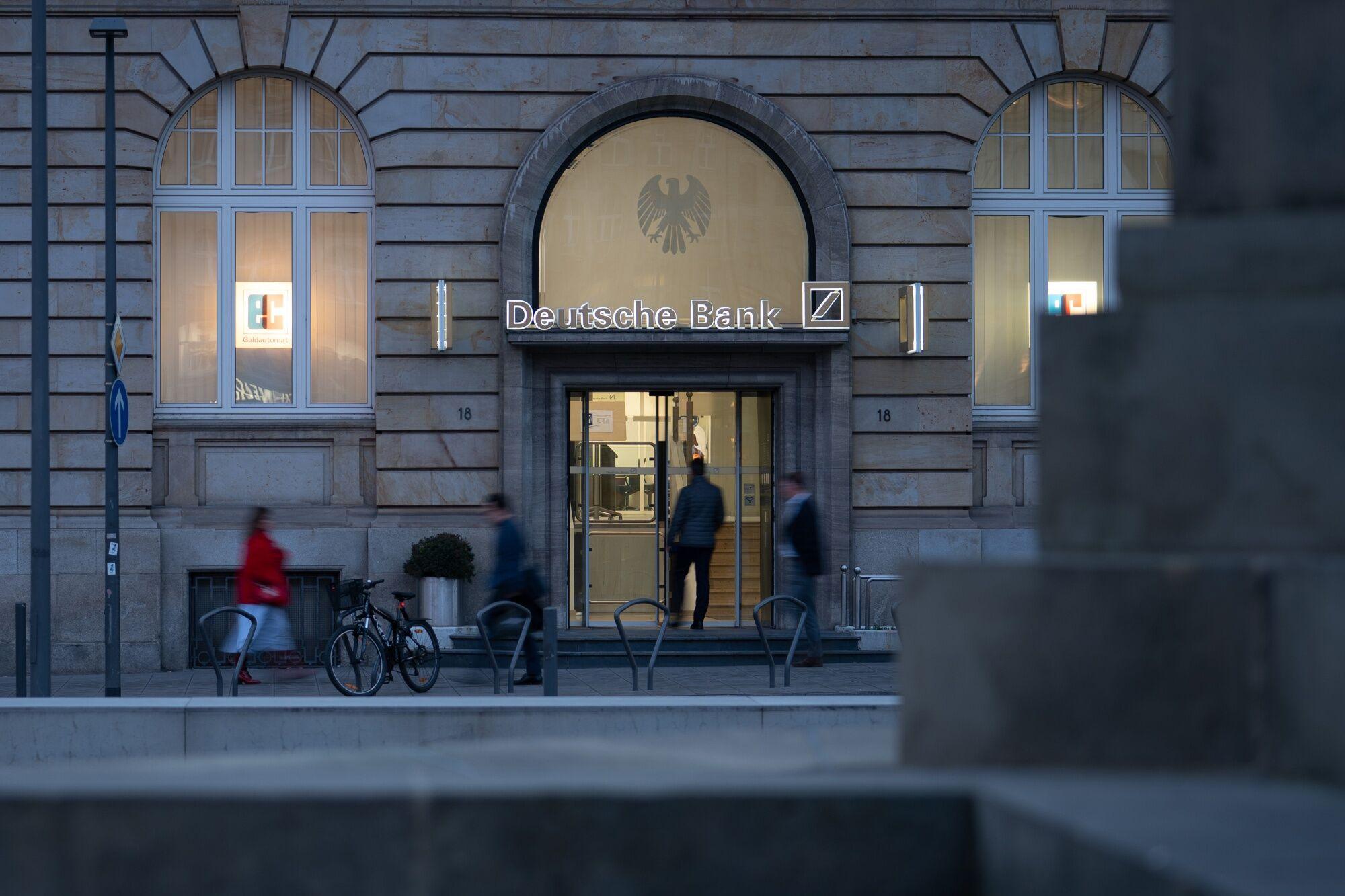 deal breaker deutsche bank