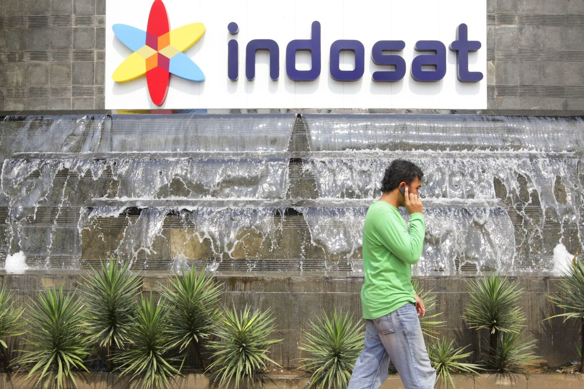 Ooredoo's Indosat Said to Near Towers Sale to Digital Colony thumbnail