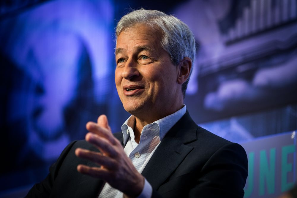 JPMorgan Boosts Dimon's Pay 5 4% to $29 5 Million for 2017 - Bloomberg