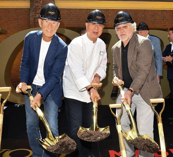 De Niro's Nobu Aims at $1 Billion Sales With Sushi-Condo Mix