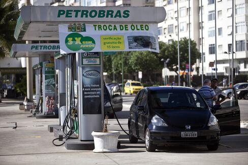 Petrobras Record Spend Defies Ballooning Debt