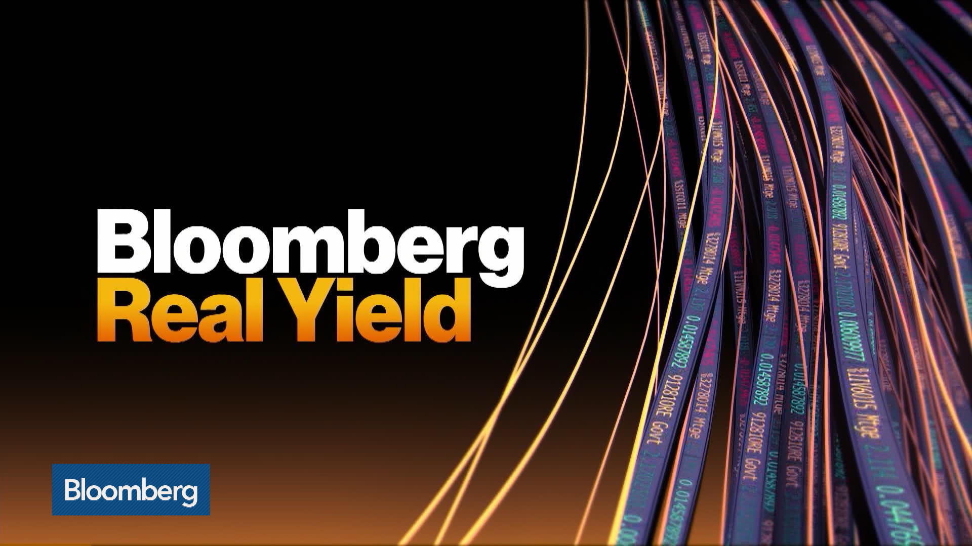 Bloomberg Real Yield' Full Show (06/07/2019) - Bloomberg