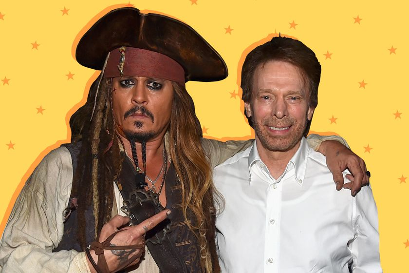 relates to Bruckheimer's Billion: Building a Hollywood Fortune With Pirates