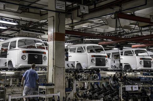 The Volkswagen Microbus
