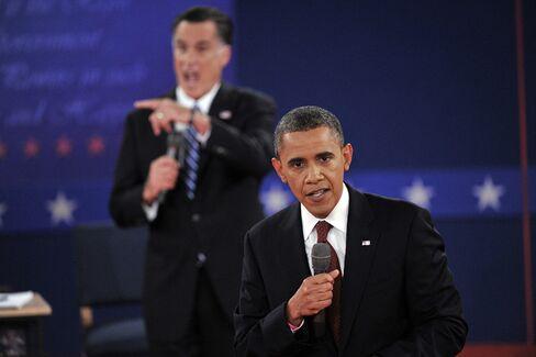 Mitt Romney's Peevish, Prickly Debate Flop