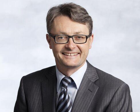 Aker Solutions AS Chairman Oeyvind Eriksen