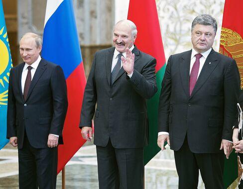 Summit in Belarus
