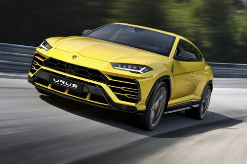 The Urus has a 650-horsepower 4.0 liter V8 twin-turbo