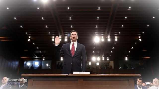 James Comey testifies before US Senate about dealings with President Donald Trump