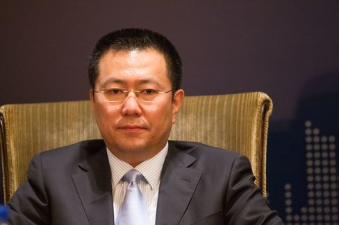 Chinese Banking Regulator Li Jianhua