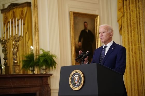 Biden Wants 'Predictable' Relations With Putin After Sanctions