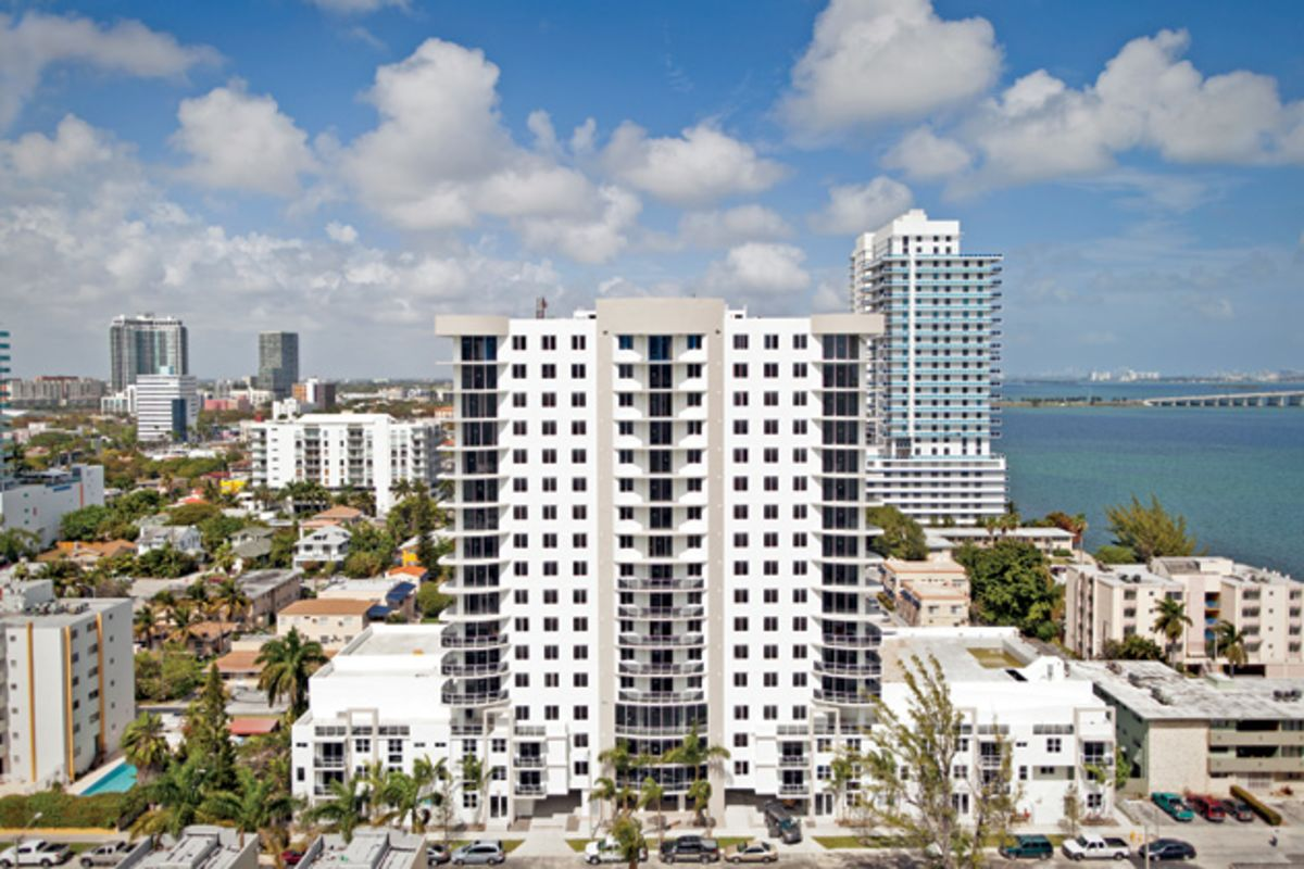Foreign Buyers Heat Up Miami's Condo Market