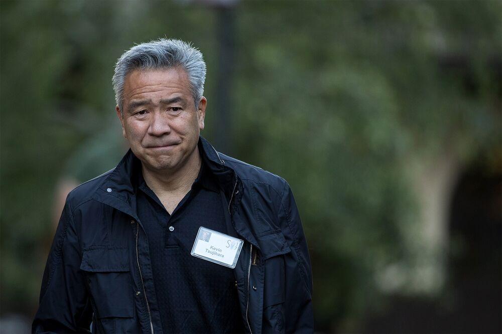 Warner Bros CEO Tsujihara Out Over Charlotte Kirk Sexual Affair