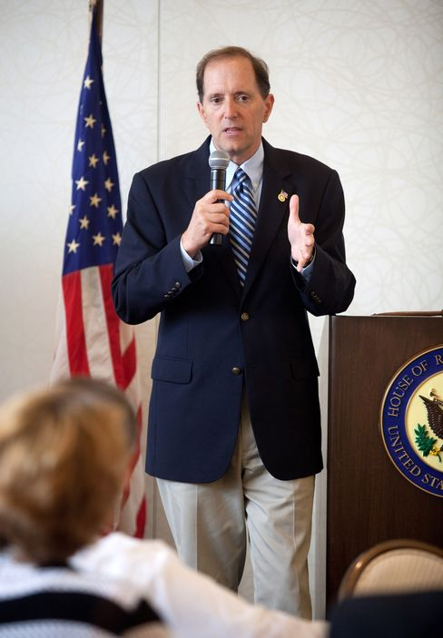 House Ways and Means Chairman Dave Camp