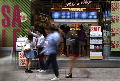 Korea Consumer Prices Rise Most in Three Months