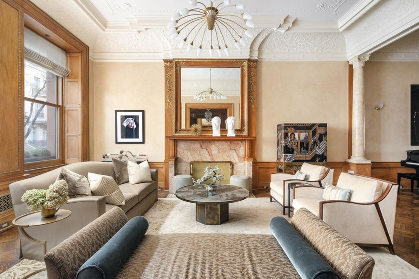 relates to For $23 Million, Fund Manager David Berkowitz Lists His Brownstone