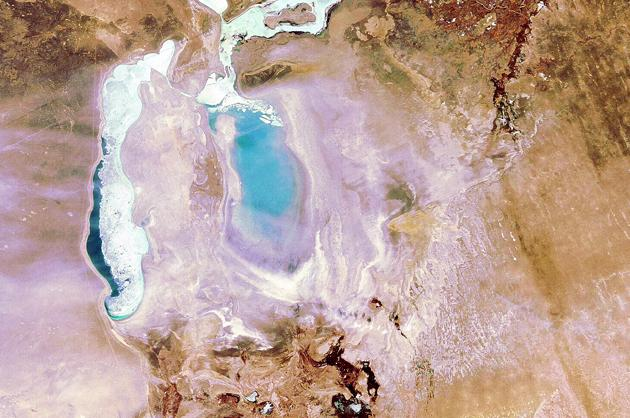 aral sea essays The aral sea is located in central asia and was once considered the fourth largest lake on the planet by 2007, it had diminished to 10 percent its original size the.