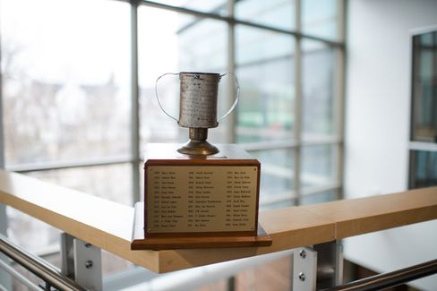 B-School Traditions: The Tomato Can Loving Cup Award