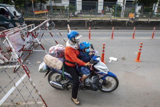 World's Top Shoemaker Says Thousands Left Factories in Vietnam