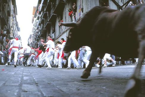 The Running of the Bulls Comes to Virginia Next Weekend