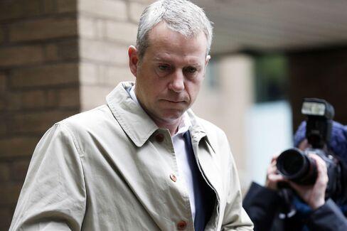 Former RP Martin Holdings Broker James Gilmour