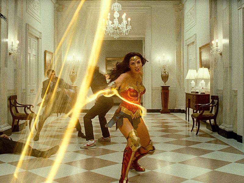 relates to 'Wonder Woman' Will Debut Both in Theaters and on HBO Max